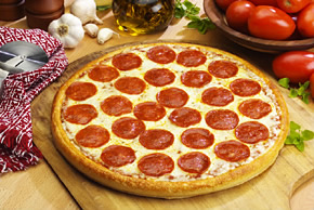 joe corbis pepperoni pizza, pizza kit fundraising, fundraiser